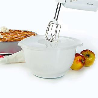 Rosti Mepal Mixing Bowl with Anti Splash Lid 3L alt image 2
