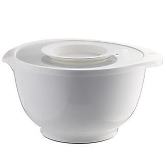 Rosti Mepal Mixing Bowl with Anti Splash Lid 3L alt image 3
