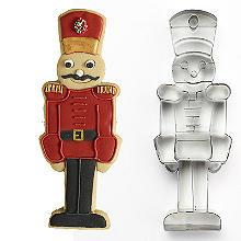 Nutcracker Soldier Cookie Cutter - Large 18.5cm