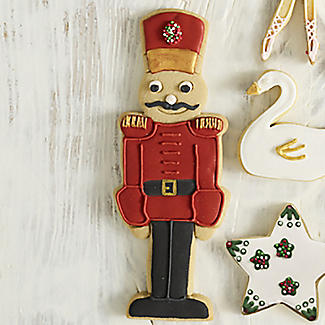 Nutcracker Soldier Cookie Cutter - Large 18.5cm alt image 2
