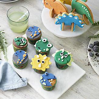 Talking Tables Dinosaur Cupcake Cases 30 Pack alt image 2