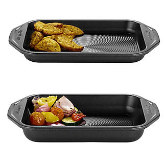 Circulon Ultimum Small Oven Tray and Roaster Set