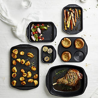 Circulon Ultimum Small Oven Tray and Roaster Set alt image 5