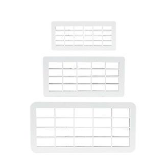 PME Geometric Multicutters Brick – Set of 3