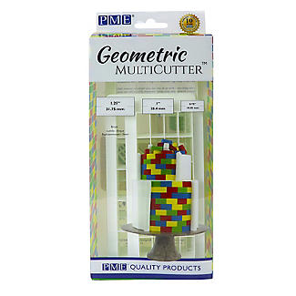 PME Geometric Multicutters Brick – Set of 3 alt image 5