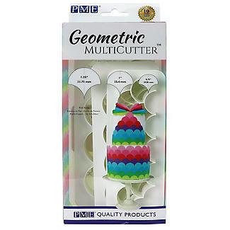 PME Geometric Multicutters Fish Scale – Set of 3 alt image 6