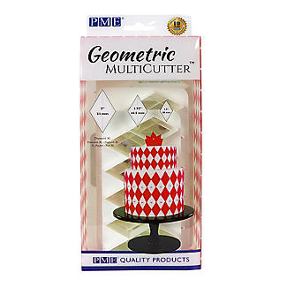 PME Geometric Multicutters Diamond – Set of 3 alt image 6