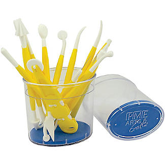 PME 14-Piece Icing Tool Set with Caddy