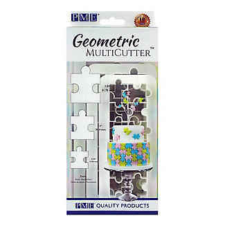 PME Geometric Multicutters Jigsaw Puzzle – Set of 3 alt image 7