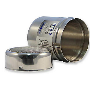 PME Stainless Steel Shaker with Cover alt image 2