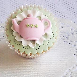 Katy Sue Designs Afternoon Tea Flexible Silicone Mould alt image 5