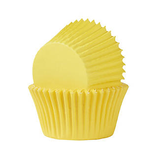 72 Bright Yellow and Green Cupcake Cases alt image 4