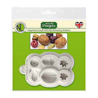 Katy Sue Designs Nuts and Berries Silicone Mould alt image 3