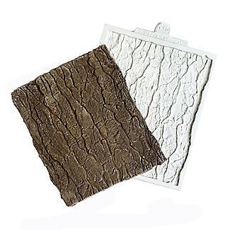 Katy Sue Designs Continuous Tree Bark Silicone Mould