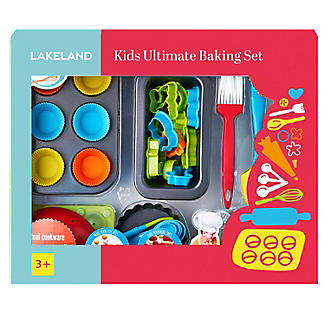 Kids' Real Cookware Ultimate 48-Piece Baking Gift Set