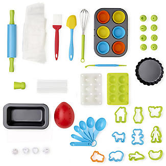 Kids' Real Cookware 48pc Ultimate Baking Gift Set alt image 3