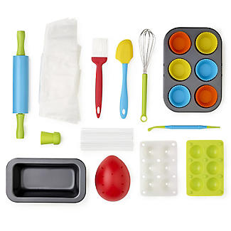 Kids' Real Cookware 48pc Ultimate Baking Gift Set alt image 4