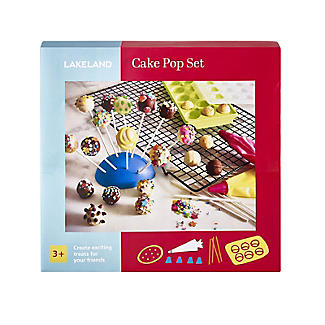 Lakeland Cake Pop Silicone Mould and Accessories Gift Set alt image 4