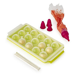 Lakeland Cake Pop Silicone Mould and Accessories Gift Set alt image 5