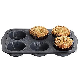 Zenker Glass Fibre Silicone Muffin Tray