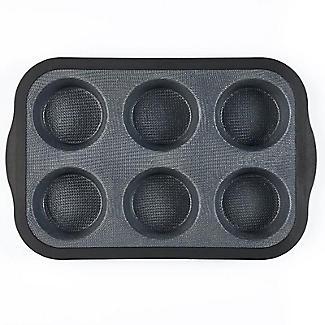 Zenker Glass Fibre Silicone Muffin Tray alt image 3