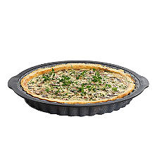 Zenker Glass Fibre Silicone Quiche tray