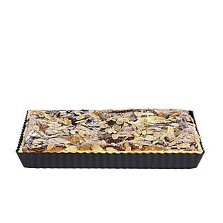 Enamel Base Loose-Based Fluted Flan, Tart & Quiche Tin – Rectangular