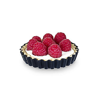 Diamond Blue Loose Based Mini Flan, Tart & Quiche Tins – Set of 4 alt image 2