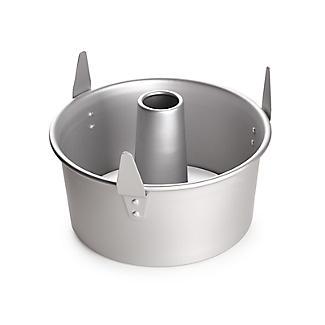 18cm Lakeland Silver Anodised Aluminium Angel Food Cake Tin alt image 3