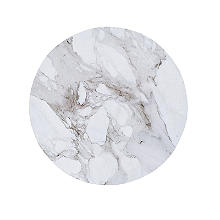 20cm Marble-Effect Cake Board – Round