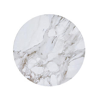 25cm Marble-Effect Cake Board – Round