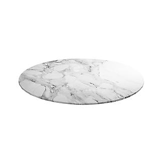 25cm Marble-Effect Cake Board – Round alt image 3