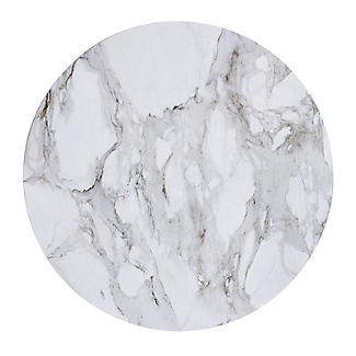 30cm Marble-Effect Cake Board – Round