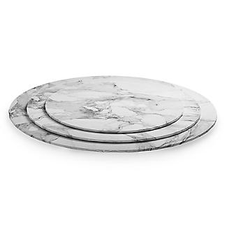 30cm Marble-Effect Cake Board – Round alt image 3