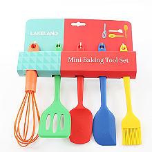 Children's Baking Set – 5 Mini Baking Tools