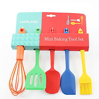 Children's Baking Gift Set – 5 Mini Baking Tools