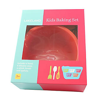 Children's 10pc Baking Gift Set with Bowl, Whisk and Spatula  alt image 7