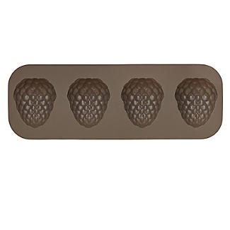 Reusable Chocolate Pine Cone Silicone Mould alt image 5