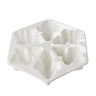 Snowflake Silicone Dessert Jelly Mould and Cutter alt image 10