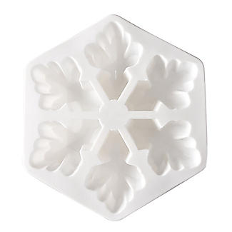 Snowflake Silicone Dessert Jelly Mould and Cutter alt image 6