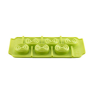6-Hole Silicone Whirly Lolly Pop Mould alt image 3