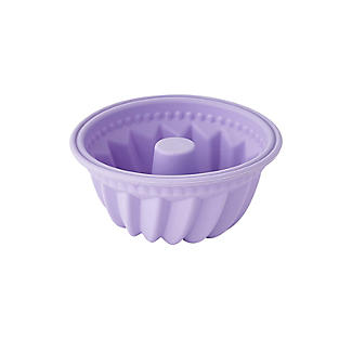 6 Individual Silicone Bund Cake or Jelly Moulds  alt image 5