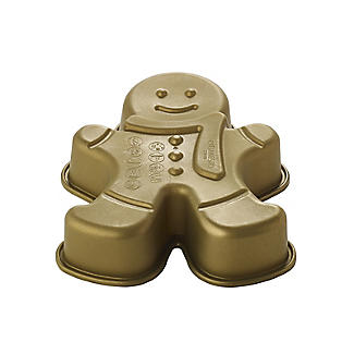 Gingerbread Man Silicone Cake Mould alt image 4