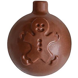 Christmas Bauble Chocolate Mould - Makes 4 Hollow Baubles alt image 4