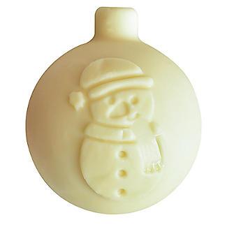 Christmas Bauble Chocolate Mould - Makes 4 Hollow Baubles alt image 6