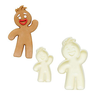 JEM Pop It Mould – Gingerbread Men Icing Moulds