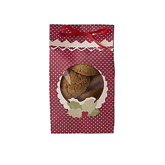 Holly Treat Bags – Pack of 6 alt image 3