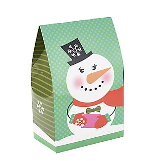 Large Christmas Treat Boxes – Pack of 2 alt image 2