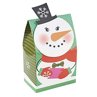 Large Christmas Treat Boxes – Pack of 2 alt image 3