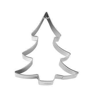 Reindeer Spatula and Christmas Tree Cookie Cutter Set alt image 4